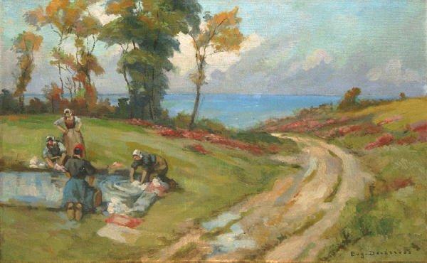 DELECLUSE, Eugène (1882-1972)