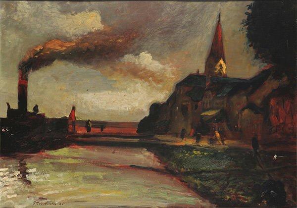 DOBROWSKY, Josef (1889-1964)