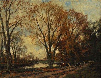 GORTER, Arnold Marc (1866-1933)