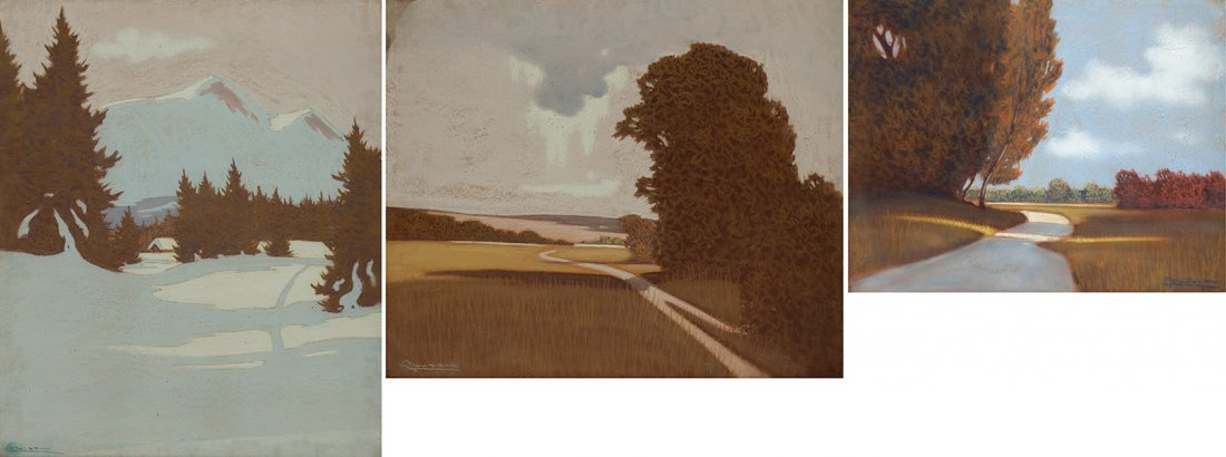 TYGESEN, Halfred A. (1890-1951)