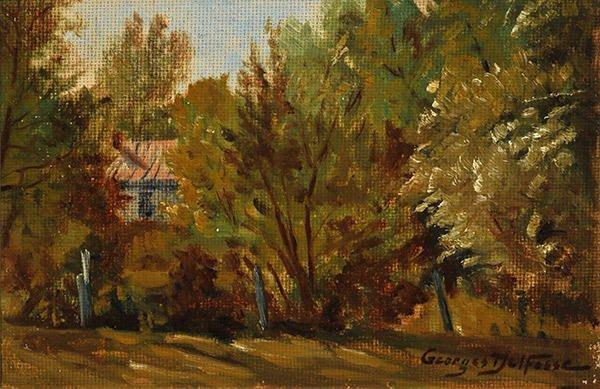 DELFOSSE, Georges (1869-1939)