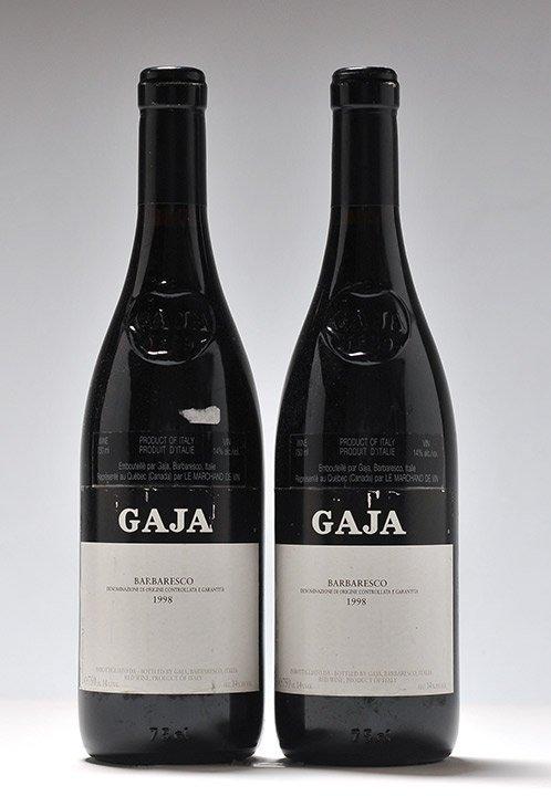 Gaja 1998 - 2 bottles