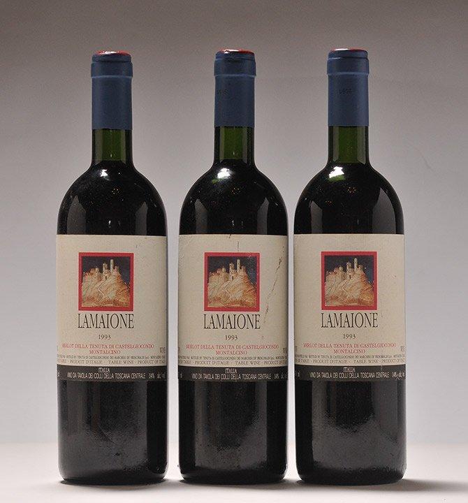 Lamaione 1993 - 3 bottles