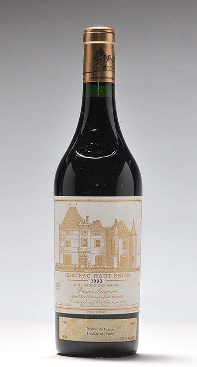 Château Haut Brion 1993 - 1 bottle