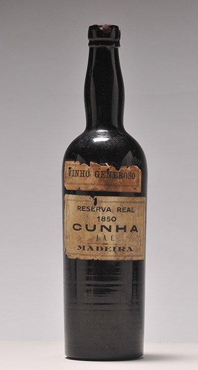 Cunha Reserva Real 1850 - 1 bottle