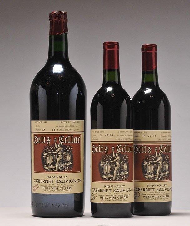 Heitz Cellar Martha's Vineyard 1999 & Trailside