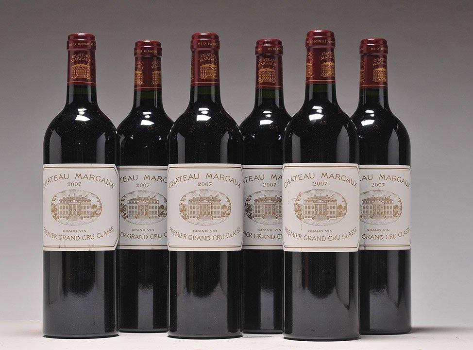 Château Margaux 2007 - 6 bottles