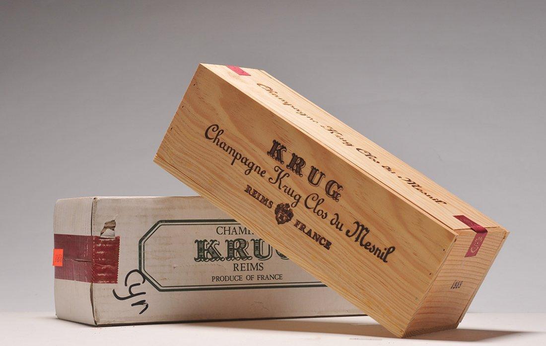 Krug Clos du Mesnil 1989 - 1 bottle