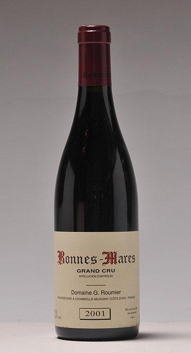 Bonnes-Mares Grand Cru 2001, G. Roumier - 1 bottle