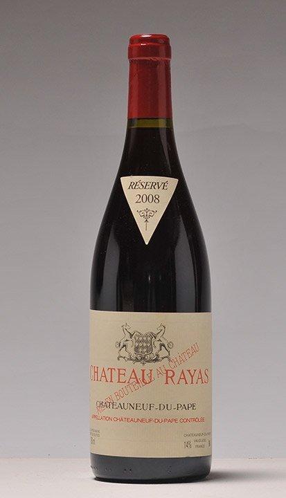 Château Rayas 2008 - 1 bottle
