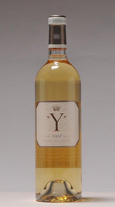 Y de Yquem 2008 - 1 bottle