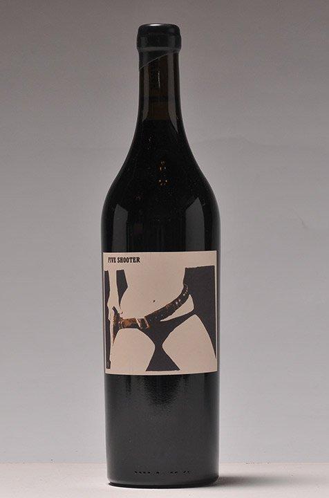 Sine Qua Non Five Shooter 2010 (Syrah) - 1 bottle