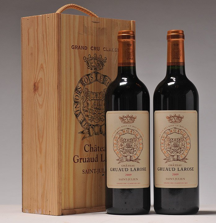Château Gruaud Larose 2009 - 2 bottles