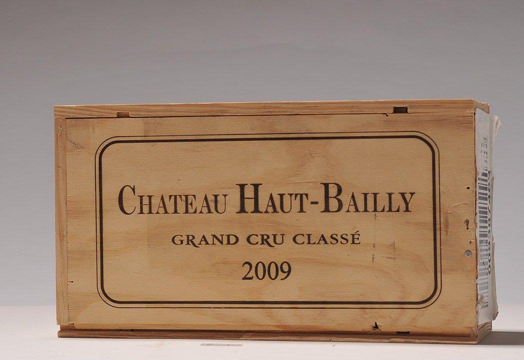 Château Haut-Bailly 2009 - 2 bottles