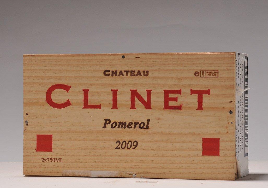 Château Clinet 2009 - 2 bottles