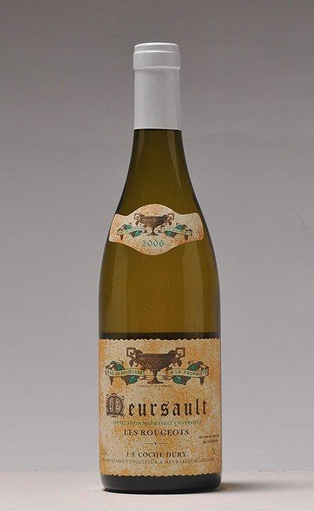 Meursault Les Rougeots 2006, Coche-Dury - 1 bottle