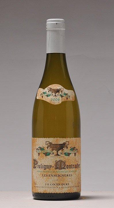 Puligny-Montrachet Les Enseignères 2006 - 1 bottle