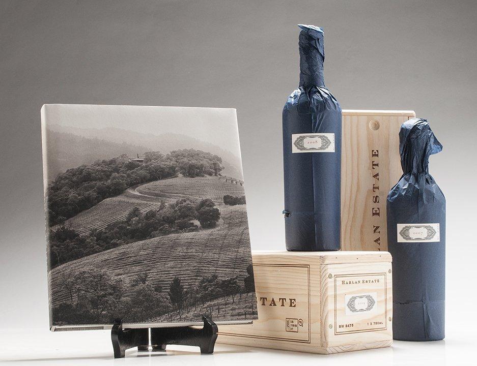 Harlan Estate 2007, 2008 & 2009 - 3 bottles
