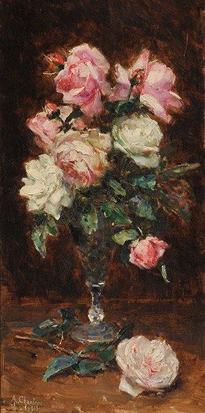 CHANTRON, Alexandre Jacques (1842-1918)