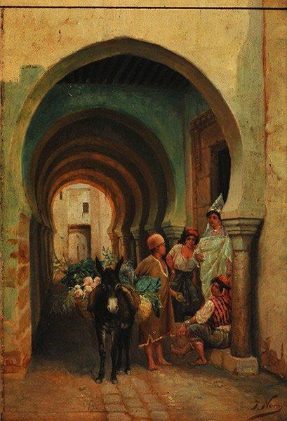 NORO, Jean (Active 1860-1884)