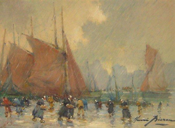 BURON, Henri Lucien Joseph (1880-1969)
