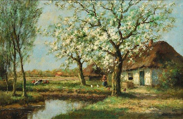 HENDRIKS, Willem (1888-1966)