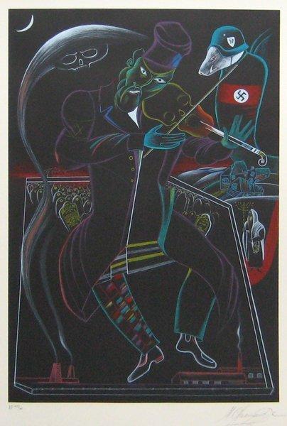 CHEMIAKIN, Mikhail (1943-)
