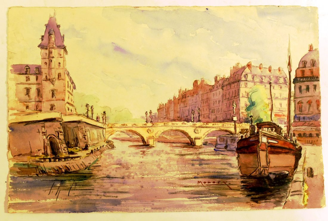 MONORY, Raoul (1886-)