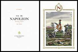 GRADASSI.- STENDHAL. Vie de Napoléon.