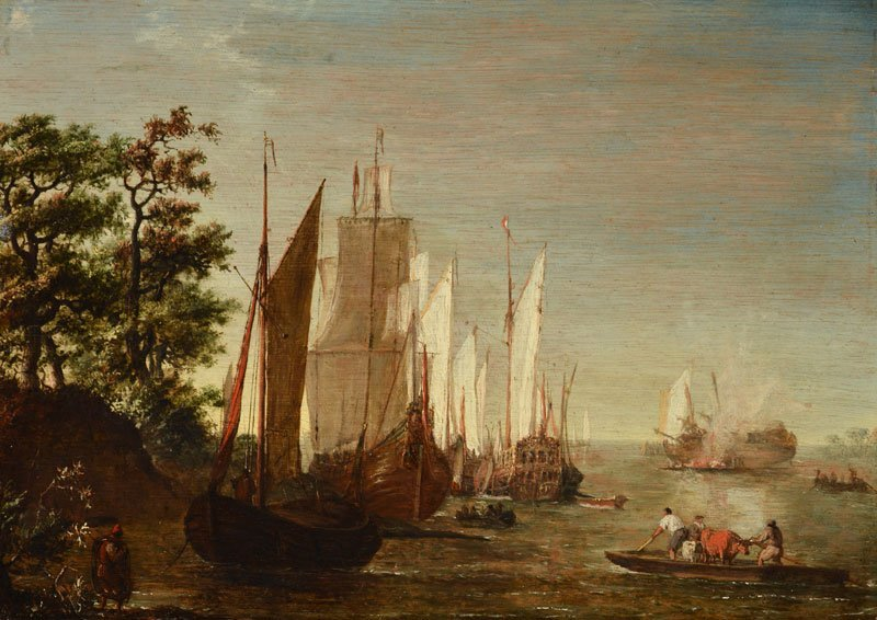 VERSCHUIR, Lieve Pietersz. (c.1630-1686)