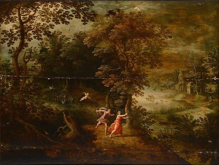 Abraham GOVAERTS (1589-1626), Following of
