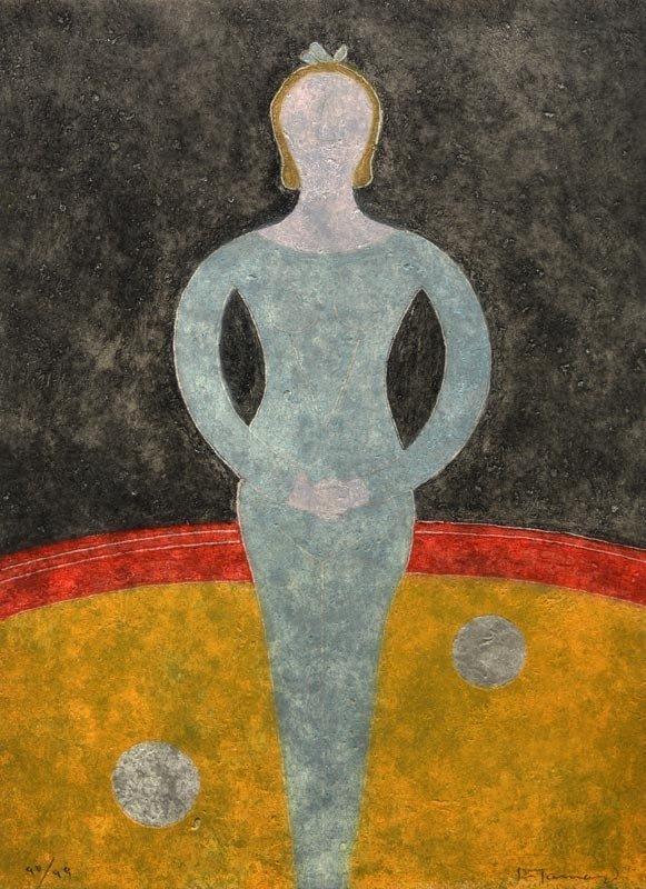 TAMAYO, Rufino (1899-1991)
