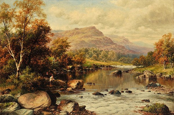 MANDER, William Henry (1850-1922)