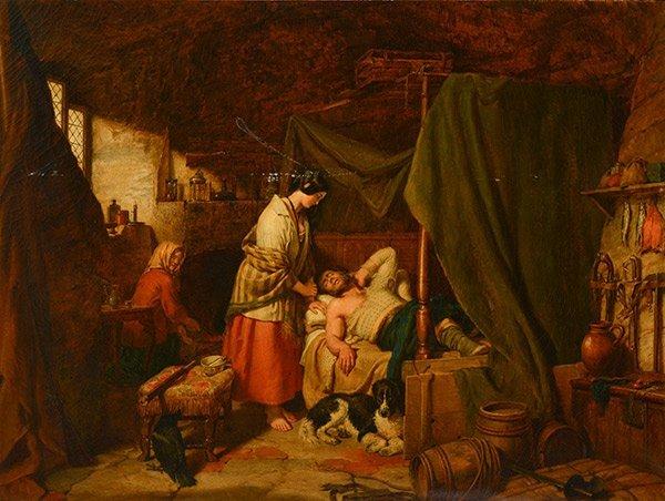 LANDSEER, Charles (1799-1879)