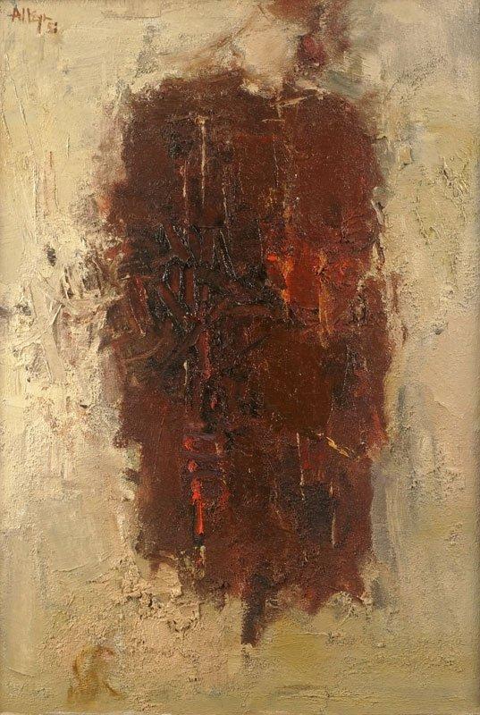 ALLEYN, George Edmund (1931-2004)