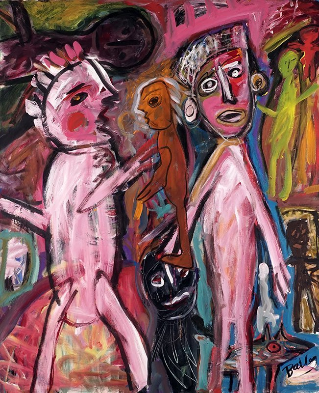 BAILEY, Guy (1941-)