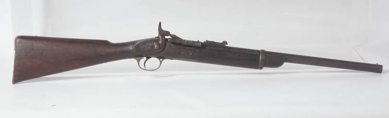 CANADIAN SNIDER-ENFIELD CADET MILITARY CARBINE (1862)