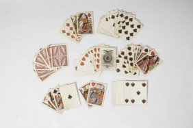 Deck Of American Playing Cards - Andrew Dougherty