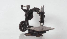 Rare Willcox & Gibbs Sewing Machine- Model 64. Ca