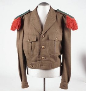 "Foreign Legion Military Jacket "" Dress Uniform "" French"