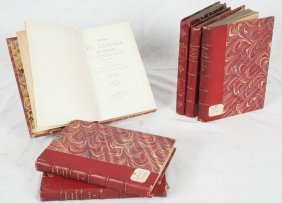 Tross, Librairie] – Lot Of 6 Volumes In-8 From This