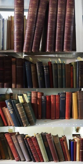 History, In English – Approximately 75 Volumes England…