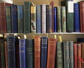 Histoire, En Anglais – Environ 40 Volumes