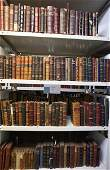Literature, in french – approximately 150 volumes