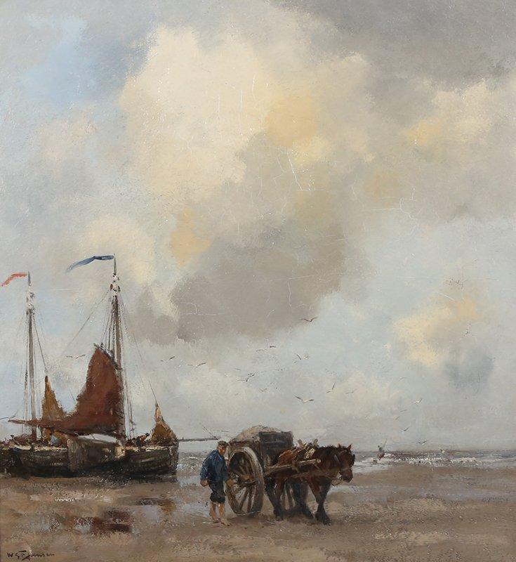 JANSEN, Willem G. F (1871-1949)