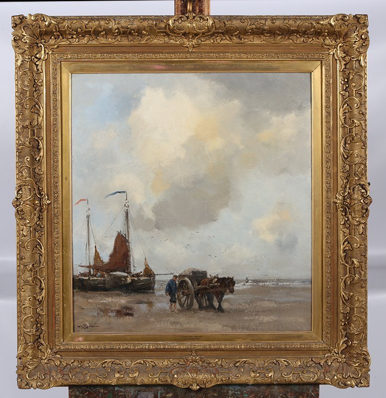 JANSEN, Willem G. F (1871-1949) - 2