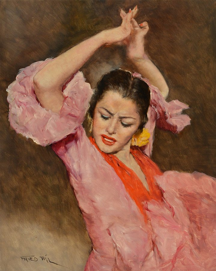 FRIED, Pal (1893-1976)