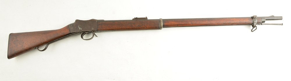 BRITISH INFANTRY MARTINI-HENRY RIFLE Mk IV. Ca 1887
