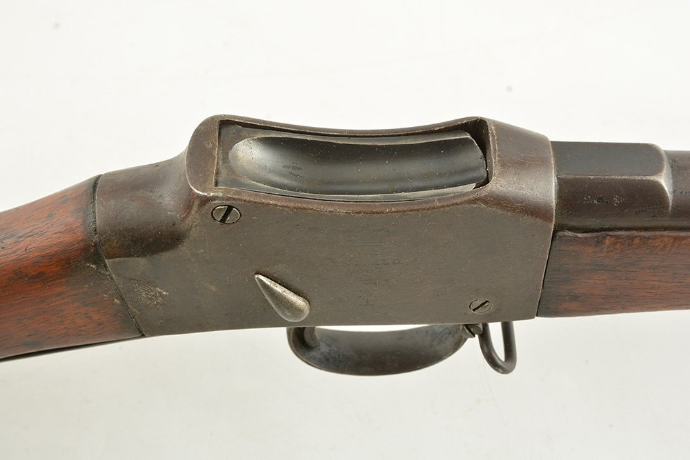 BRITISH INFANTRY MARTINI-HENRY RIFLE Mk IV. Ca 1887 - 3
