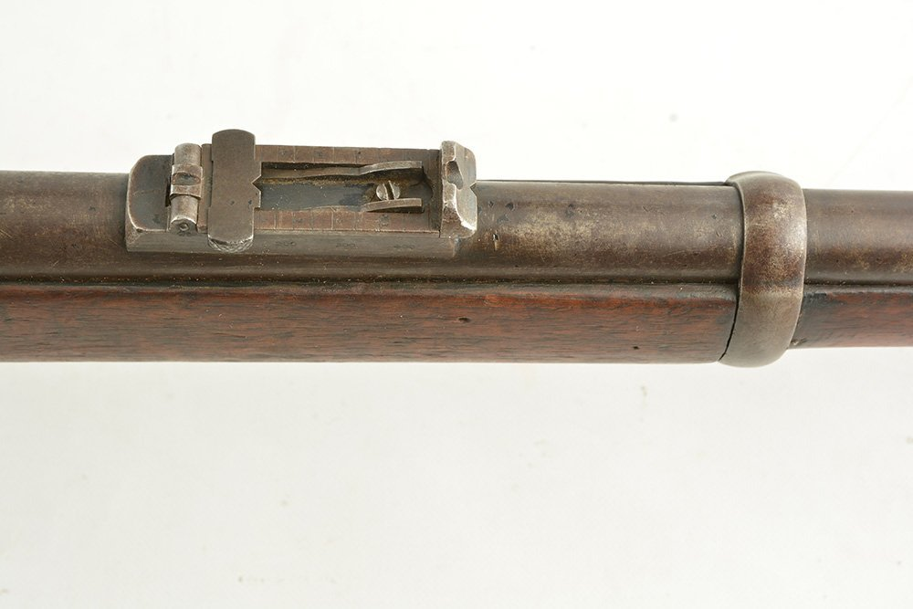 BRITISH INFANTRY MARTINI-HENRY RIFLE Mk IV. Ca 1887 - 4